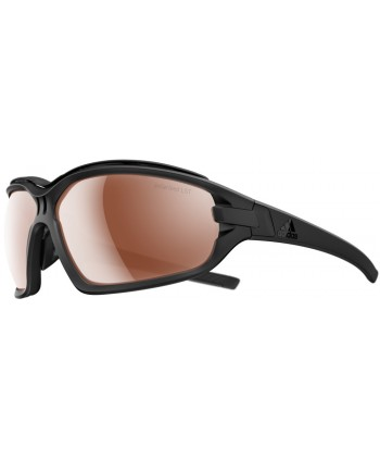Evil Eye Halfrim Pro Matt Black / LST Polarized Silver + LST Bright (Antifog)