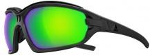 Evil Eye Halfrim Pro Matt Black / LST Polarized Silver + LST Bright (Antifog)