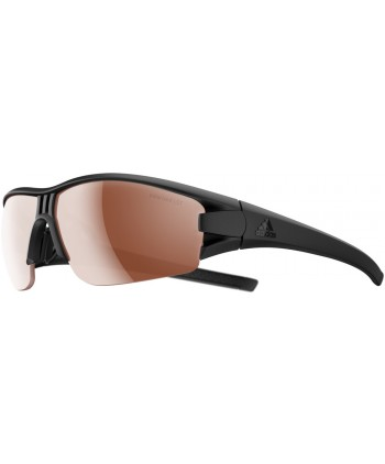 Evil Eye Halfrim Matt Black / LST Polarized Silver