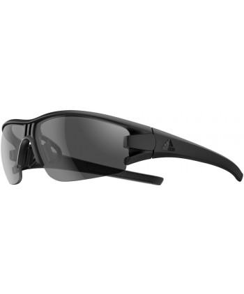 Evil Eye Halfrim Shiny Black / LST Polarized Silver
