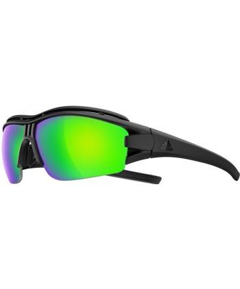 b4878589b0 Evil Eye Halfrim Pro Matte Black / Green Mirror & LST Bright (Antifog)
