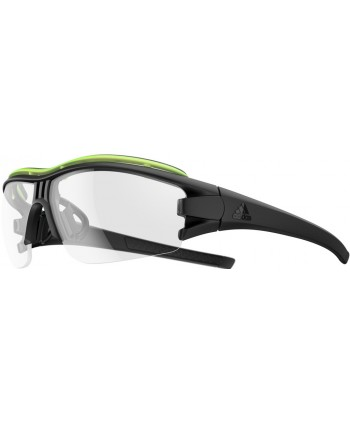 Evil Eye Halfrim Pro Matte Black   Glow   Vario Clear-Grey (Optifog) ef83074f0011
