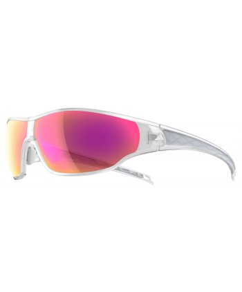 Tycane Shiny White & Grey / LST Polarized Silver H+