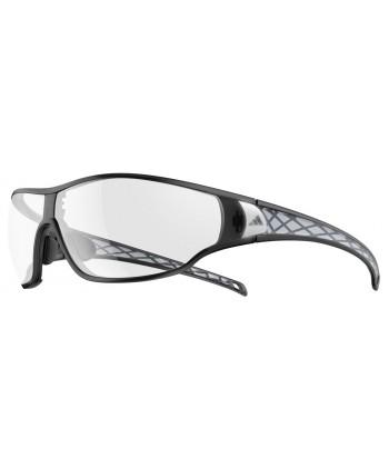 Tycane Shiny White & Grey / LST Polarized Silver H+