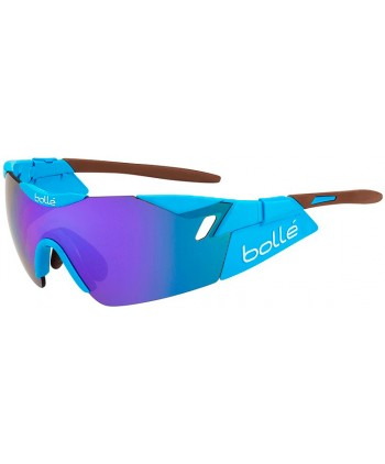 6TH Sense Shiny Blue & Brown / Blue Violet Oleo AF