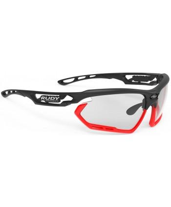 dfecda64f2 Fotonyk Matte Black & Bumpers Red Fluo / ImpactX Photochromic 2 Black