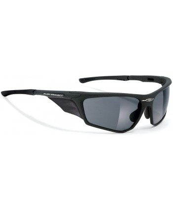 Zyon Matte Black / ImpactX™ Photochromic Polarized Grey