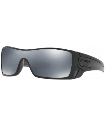 Batwolf Matte Black Ink / Black Iridium Polarized