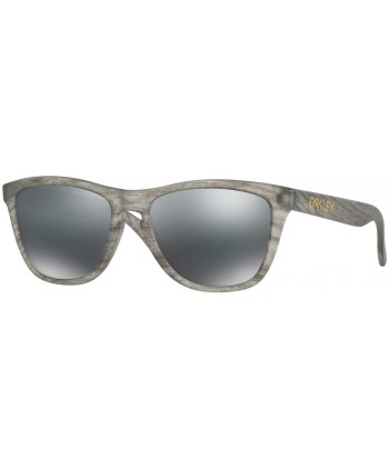Frogskins Woodgrain / Prizm Daily Polarized