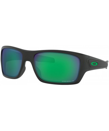 Turbine Matte Black / Prizm Tungstein Iridium Polarized
