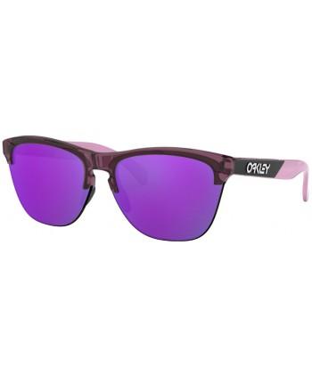 c1a8b1e2b7 Frogskins Crystallin Lite Matte Black / Violet Iridium