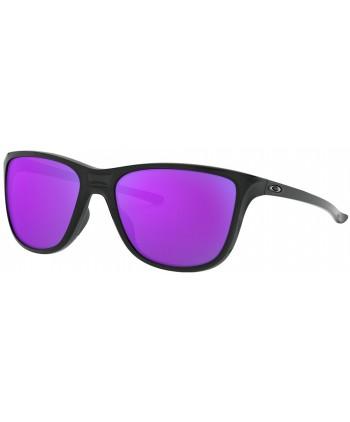 Twoface Matte Black / Violet Iridium