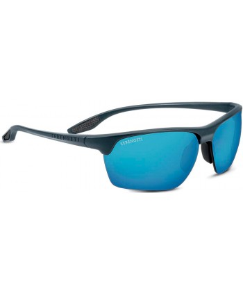 Bormio Satin Black / Polar PhD 555nm Blue