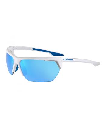 CINETIK 2.0 MATT BLACK &GREY / ZONE VARIO GREY BLUE + ZONE CLEAR