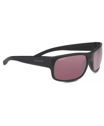 Bormio Satin Shiny Black / Polar PhD 555nm