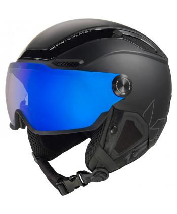 V-Line Carbon Matte Black / Phantom Blue