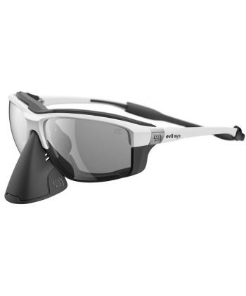 Elate O. Pro Matte White / LST Grey Silver