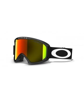 O2 XL Matte Black / Fire Iridium