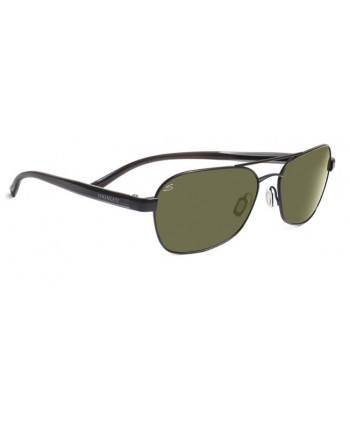 Volterra Satin Black / Polarized 555 nm