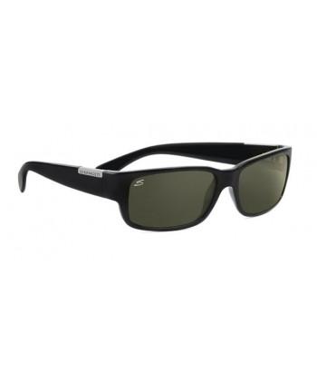 Merano Shiny Black / Polarized 555 nm