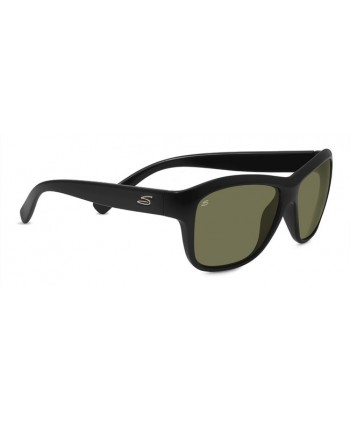 Gabriella Shiny Black / Polarized 555 nm