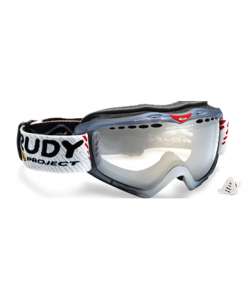 Klonyx Snow Sferik Frozen Ash Crystal / ImpactX™ Photochromic Multilaser Clear DL Spheric