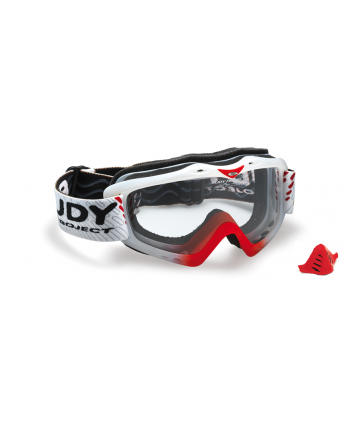 Klonyx Snow Sferik Frozen Crystal & Red Fluo / ImpactX™ Photochromic Multilaser Clear DL Spheric