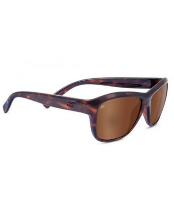 Gabriella Shiny Red Tortoise / Polarized Drivers