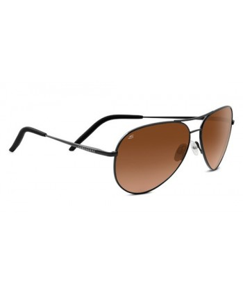 Carrara Shiny Gunmetal / Polarized 555nm
