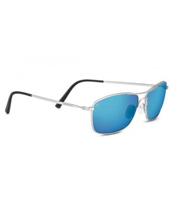 Corleone Shiny Titanium / Polarized 555nm Blue
