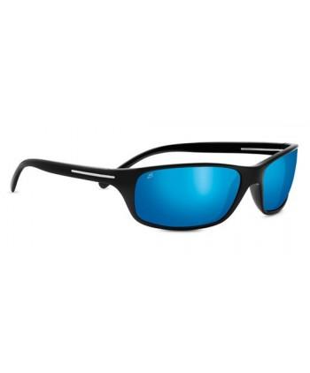Pisa Shiny Black / Polarized 555nm Blue