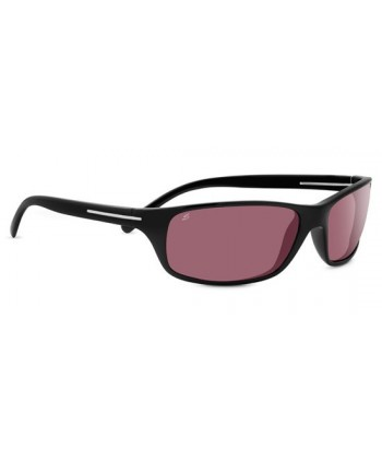 Pisa Shiny Black / Polarized 555nm Blue