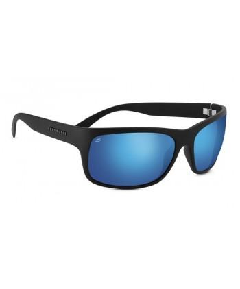 Pistoia Satin Black / Polarized 555nm Blue