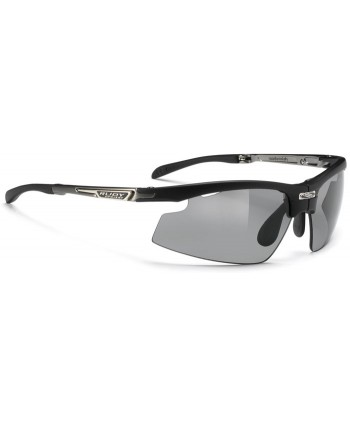 Agon Matte Black / ImpactX™ Polarized Photochromic Grey