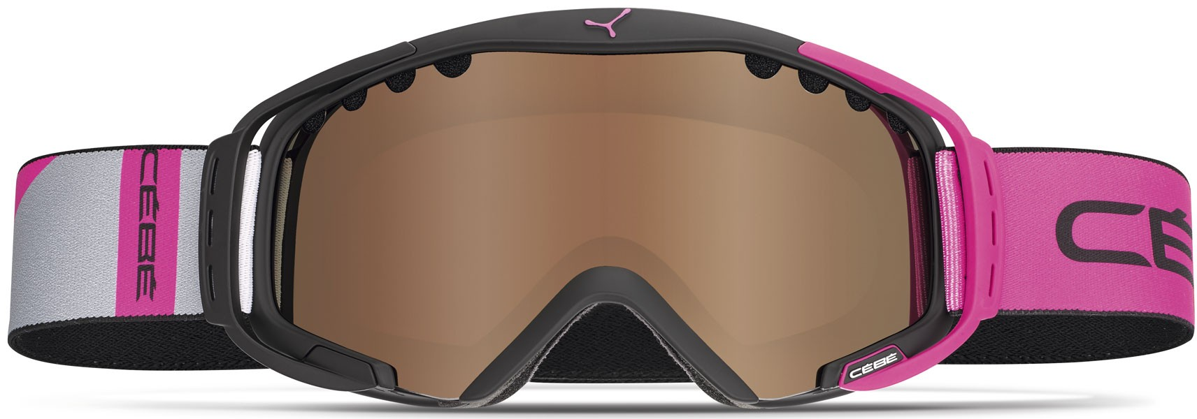 bbedeb7525 Hurricane M White / Light Rose Flash Gold - Gafa Deportiva