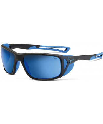 Proguide Matte Black & Blue / 4000 Grey Mineral AR Blue FM