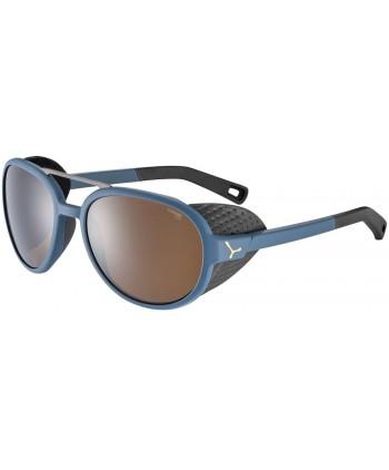 Lhotse Matte Black / 4000 Grey Mineral AR Blue FM
