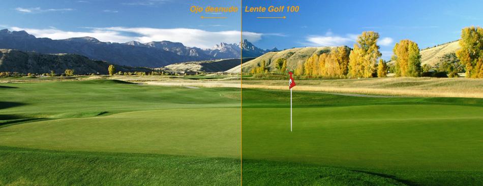 Lente Golf 100