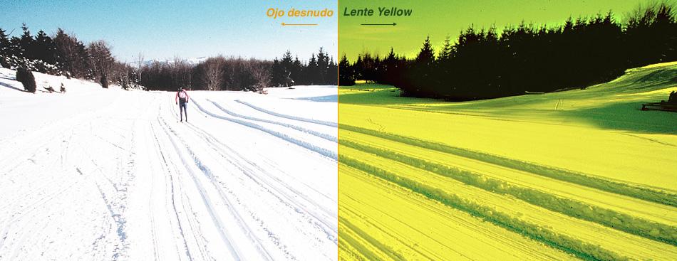 Lente Yellow